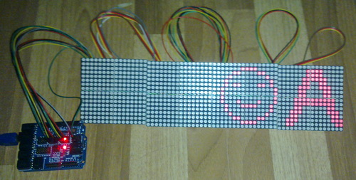 Amazing Make Led Matrix Be More Powerful Wiring Cloud Staixuggs Outletorg
