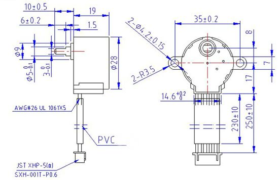 201061014235535 28byj 48 high quality stepper motor 12v emartee com Single Phase Motor Wiring Diagrams at reclaimingppi.co