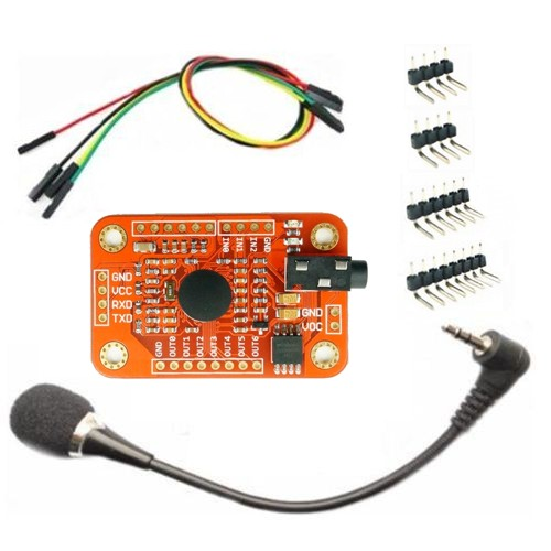 Voice Recognition Module Rev3 Kit -Arduino Compatible 42302