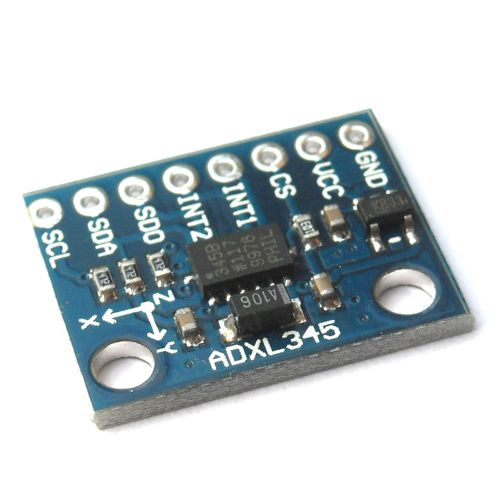 Adxl345 3-axis Acceleration Of Gravity Module