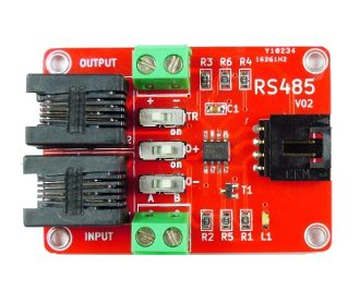 EBK00020_RS485_V02_1_450X338~0 rs485 module let your arduino talk with each other emartee com RS 485 Pinout Diagram at bayanpartner.co