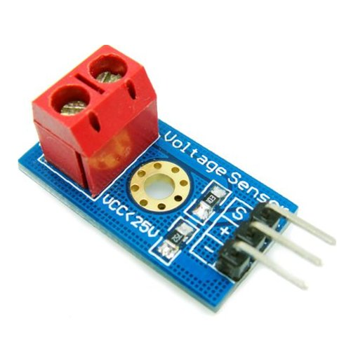 Arduino voltage sensor