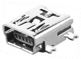MiniUSB 5pin Socket