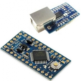 3.3V/8 MHz Version Pro Mini Kits With Atmega168