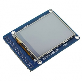 "TFT 2.4"" 320*240 With SD Touch Module"