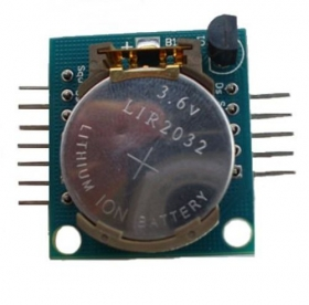 Tiny RTC DS1307 Shield V2.0 -Arduino Compatible