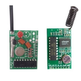 Remote USB-SD Mp3 Radio Player Module -B