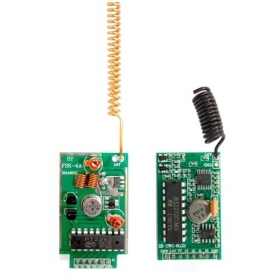 4KM Long Range RF Link Kits With Encoder And Decoder - 315Mhz
