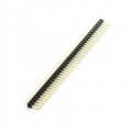 2.54mm Break Away Male Headers--40Pins