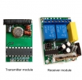 315Mhz Remote Relay Switch Kits -2 Channels
