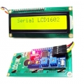 Serial LCD-1602 Shield V2.0 -Arduino Compatible