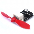 Wrobot Fan Module For Fire Fighting Robot