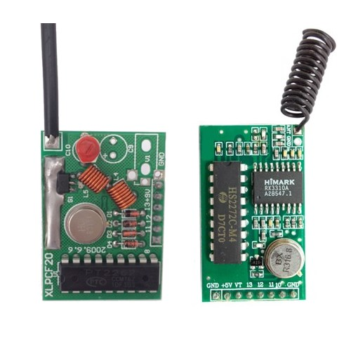 Details about 2KM Long Range RF Link Kits With Encoder And Decoder - 315Mhz