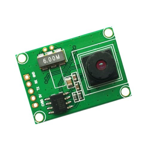 Suooprt JPEG Output And CVBS Signal Output CF0706C-V3 TTL Serial Camera Module