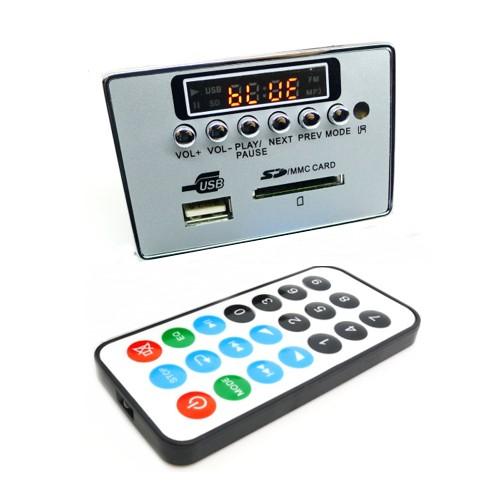 Bluetooth USB-SD AUX Mp3 FM Radio Player Module -A - emartee com