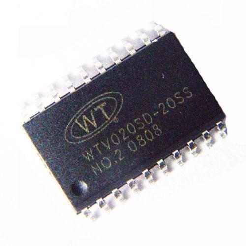 WTV020SD-20SS Music Sound Chipset - emartee com