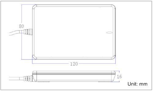 ER300D USB Plug and Play RFID Reader - emartee com